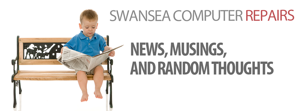 Swansea Computer Repairs News Title